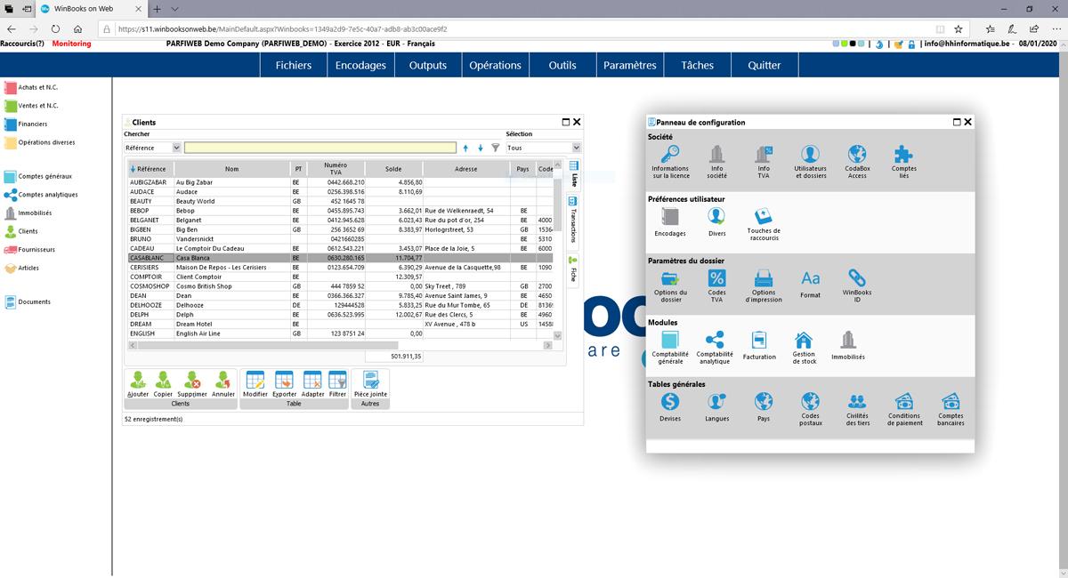 site_printscreen_winbooks_configuration